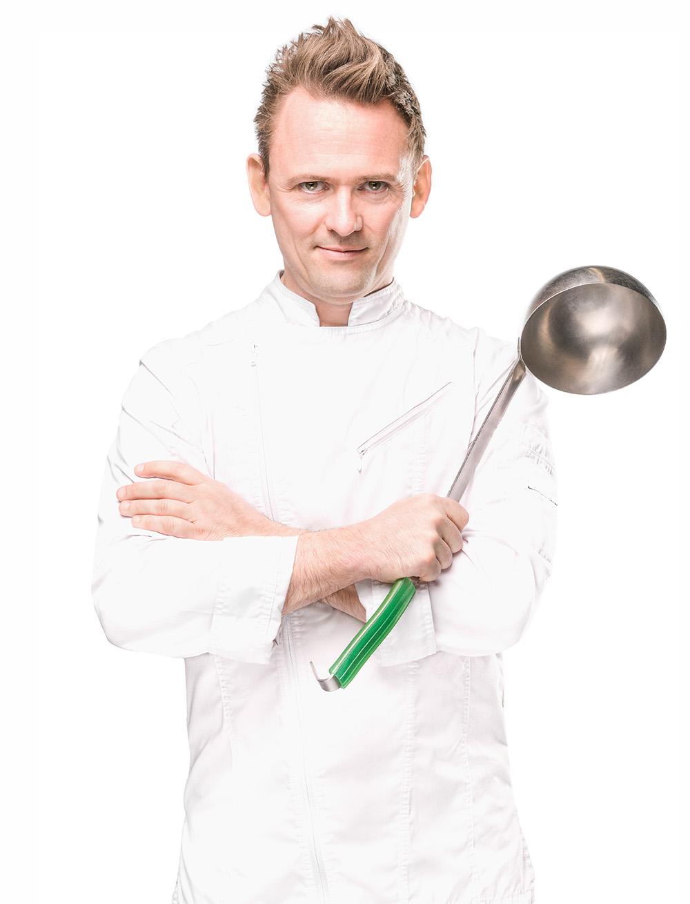 Dirk Luijts gastronomic table